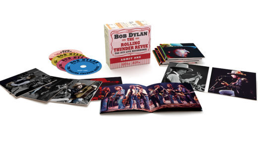 Recensione: Bob Dylan - The Rolling Thunder Revue