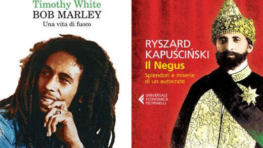 Rock e letteratura: Bob Marley e il Negus