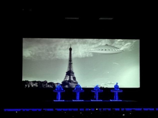 Kraftwerk 3D @ Days Off
