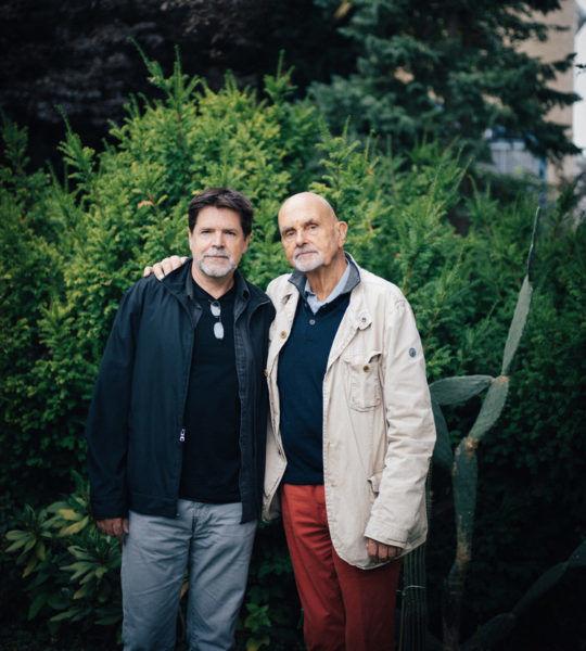 Hans-Joachim Roedelius & Tim Story