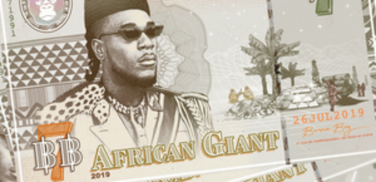Burna Boy – Africa Giant