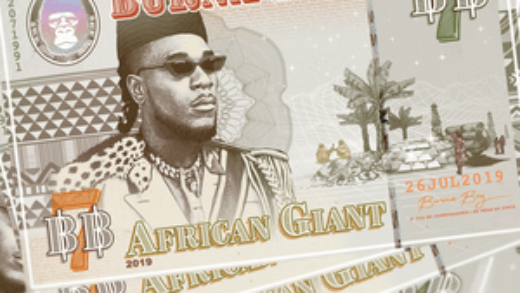 Burna Boy – Africa Giant