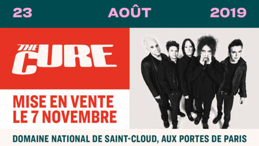 Concerto: The Cure @ Rock en Seine