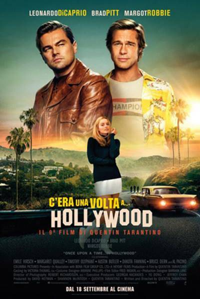C'era una volta a... Hollywood | Tomtomrock