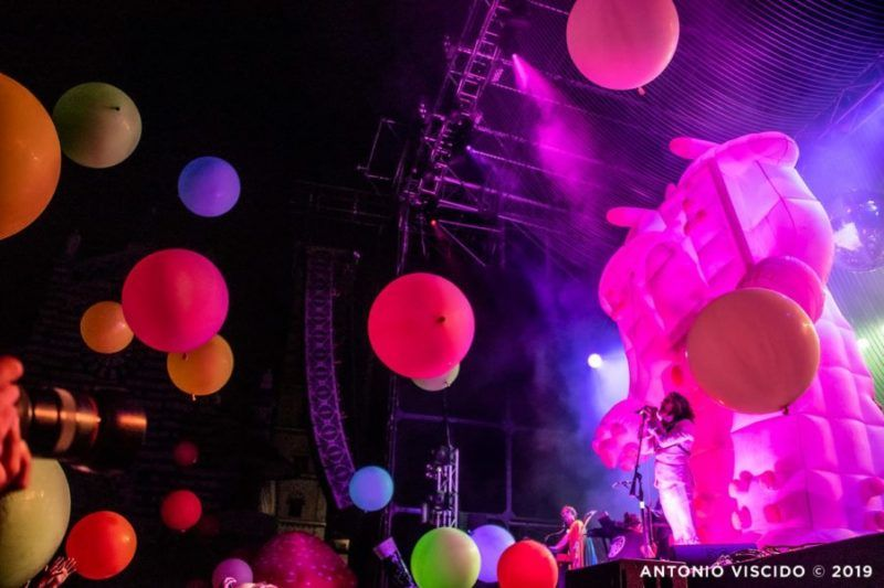 Concerto: EELS e Flaming Lips @ Prato