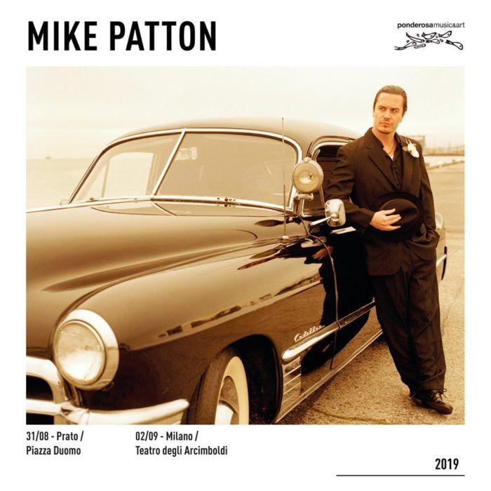Mike Patton - Mondo Cane | Milano - Teatro Arcimboldi