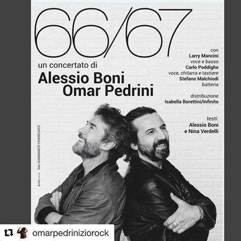 Concerto: Alessio Boni e Omar Pedrini - 66-67