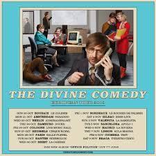 The Divine Comedy @ La Rambleta