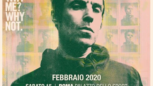Liam Gallagher @ Palalottomatica