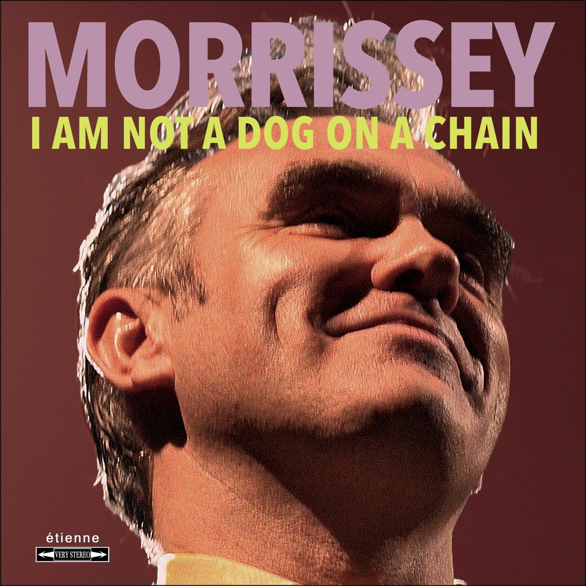 Morrissey - I'm Not A Dog On A Chain