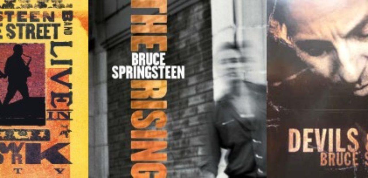 Bruce Springsteen ristampe