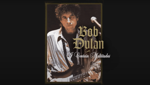 ob Dylan - I Contain Multitudes