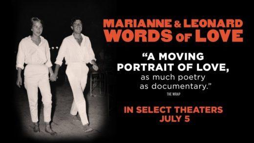 Articolo: Marianne & Leonard – Parole d'amore