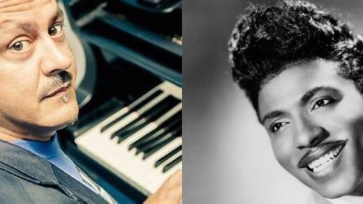 John Vignola Little Richard
