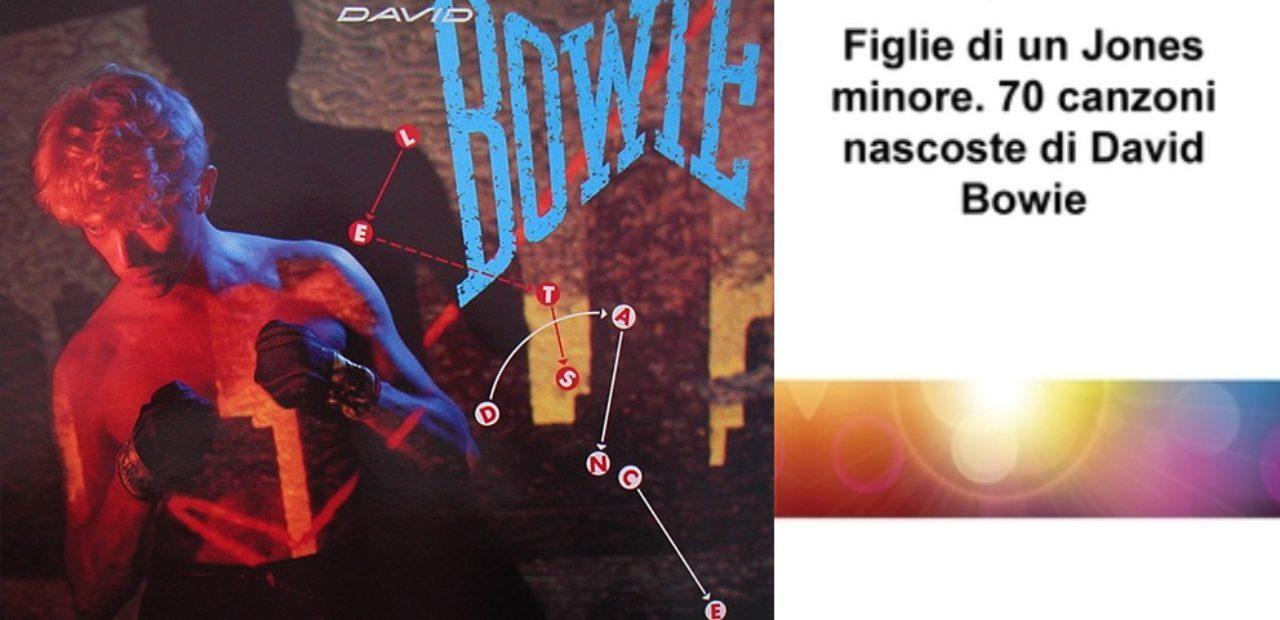 Pasquale Stea - Figlie di un Jones Minore. 70 Canzoni Nascoste di David Bowie
