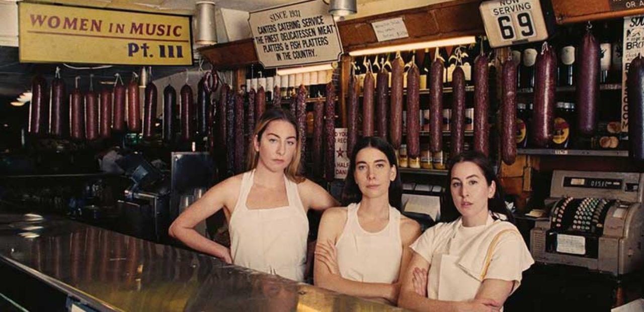 Haim - Women in Music pt. 3