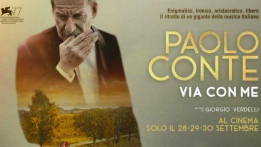Articolo: Paolo Conte, Via Con Me