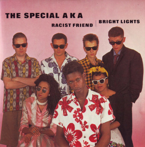The Special Aka - Racist Friend | Testo