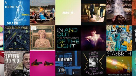 Classifiche: I migliori dischi del 2020
