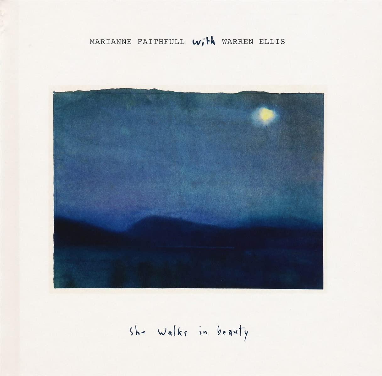 Marianne Faithfull & Warren Ellis - She Walks in Beauty